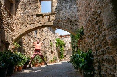 Girona Monels Arco Salto