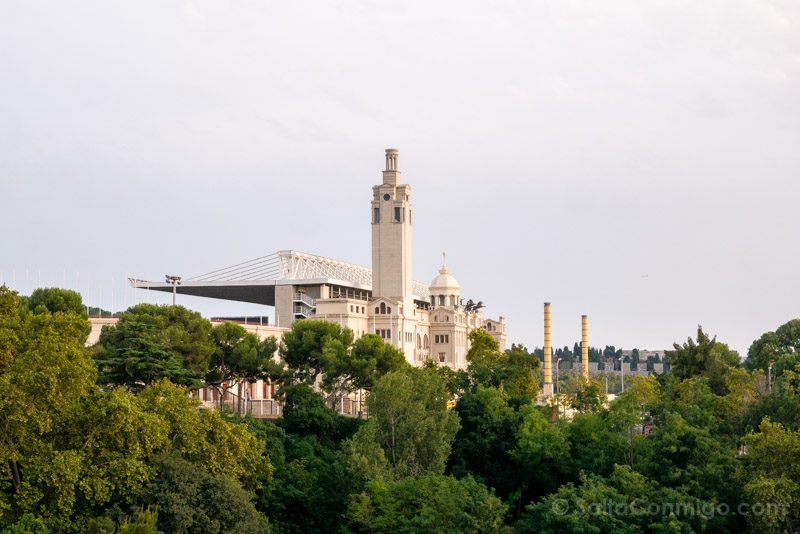 MNAC Estadio Olimpico