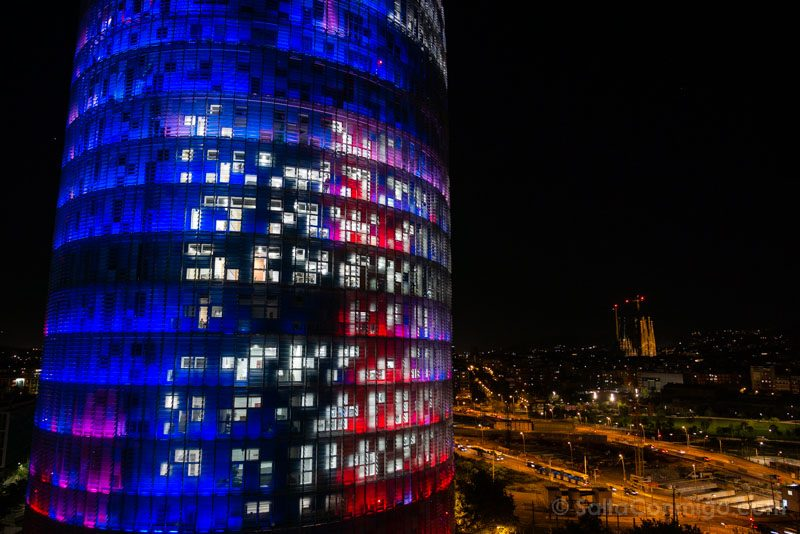 Miradores Barcelona Novotel Barcelona City