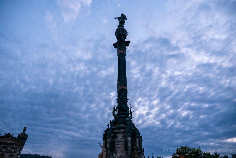 Miradores Barcelona Torre Colon