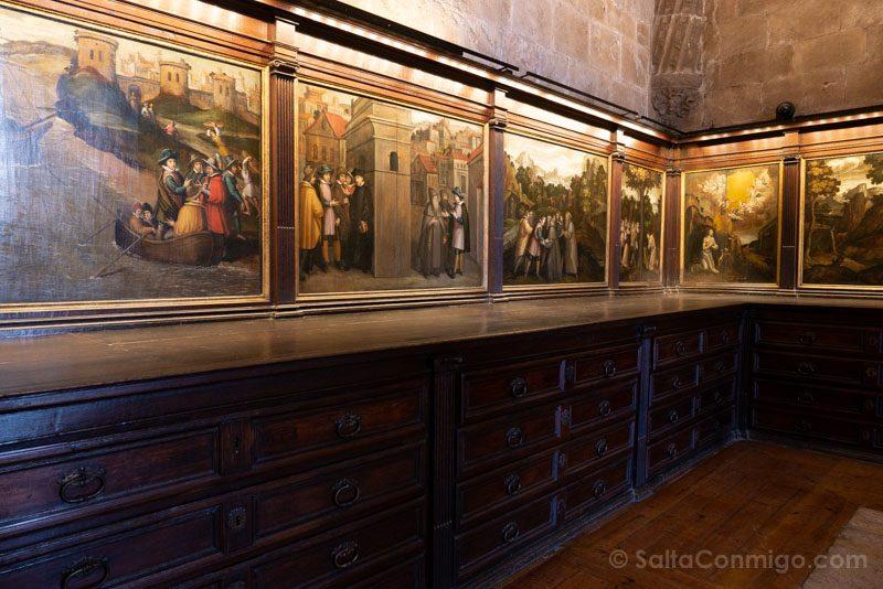 Monasterio Jeronimos Lisboa Belem Sacristia