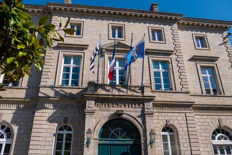 Que Ver En Quimper Bretana Ayuntamiento