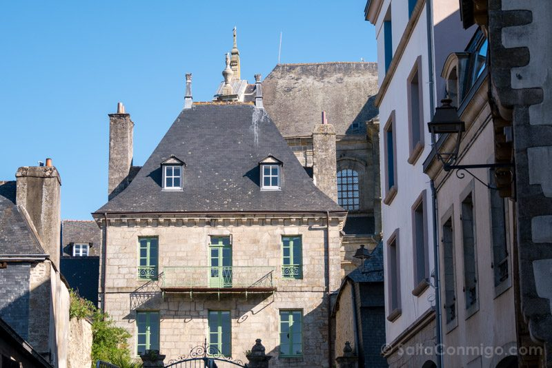 Que Ver En Quimper Bretana Hôtel de Boisbilly