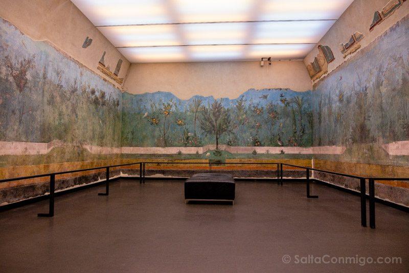 Roma Museo Nacional Romano Palazzo Massimo Terme