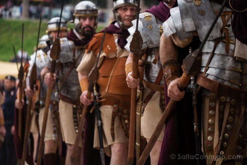 Roma Natale di Roma Desfile