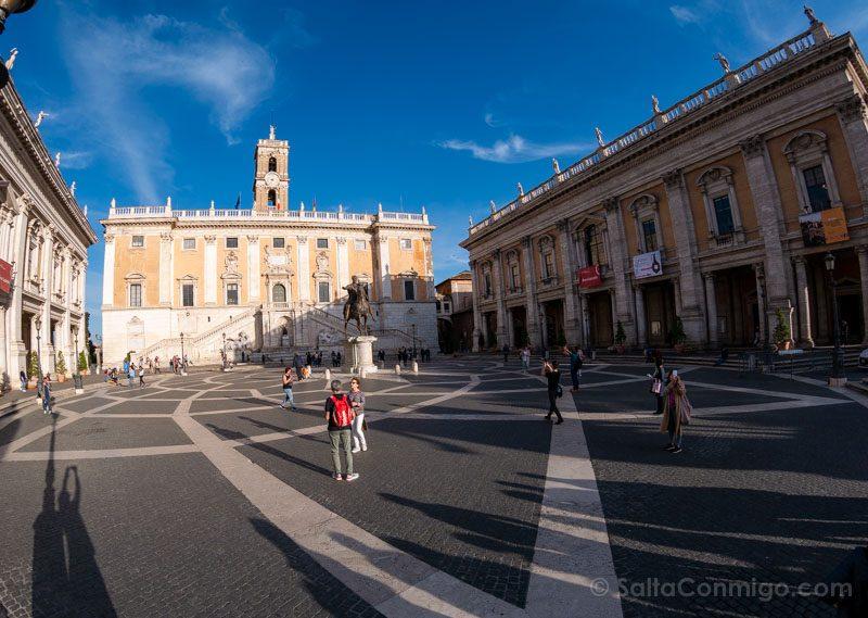 Roma Plaza Campidoglio