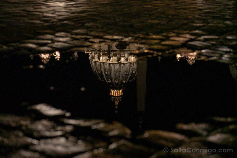 Roma San Pedro Noche