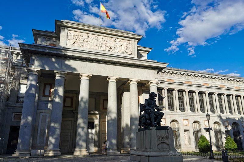 Museo Nacional Del Prado Puerta Velazquez