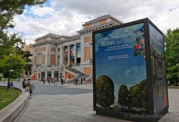 Museo Nacional Del Prado Reencuentro Fachada
