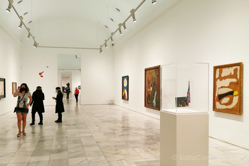 Museo Nacional Reina Sofia Sala