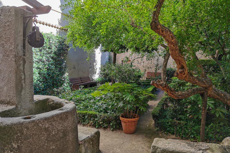 Museos de Madrid Casa Museo Lope de Vega Jardin