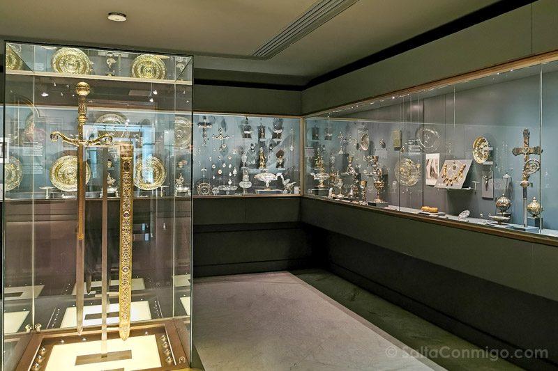 Museos de Madrid Museo Lazaro Galdiano Tesoro