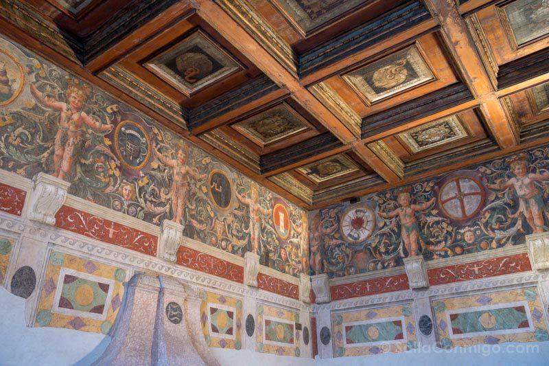 Palacio Del Te Palazzo Mantua Camera Imprese