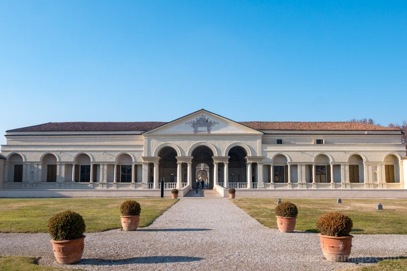 Palacio Del Te Palazzo Mantua Fachada Patio