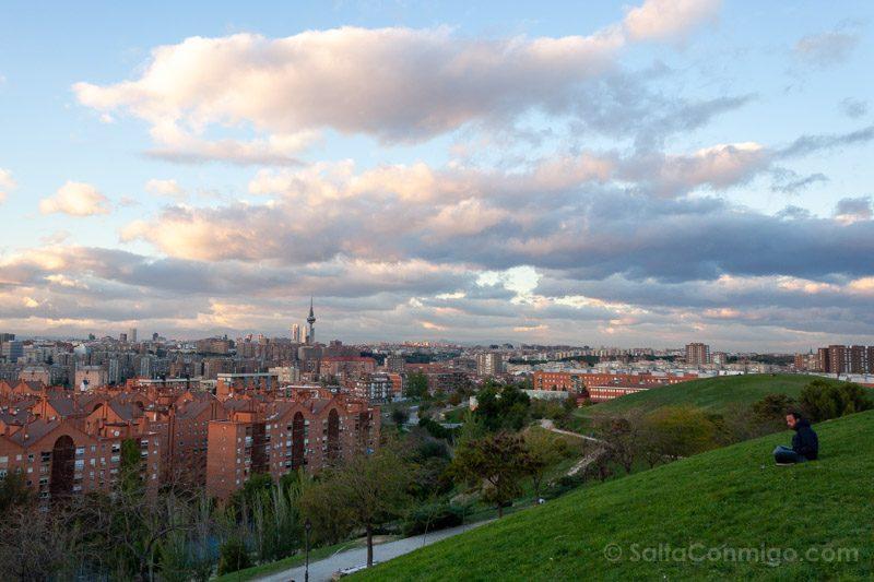 Parques Madrid Tio Pio Siete Tetas