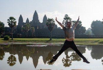Que Ver En Camboya Angkor Wat Salto