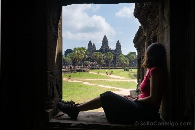 Que Ver En Camboya Angkor Wat Sara