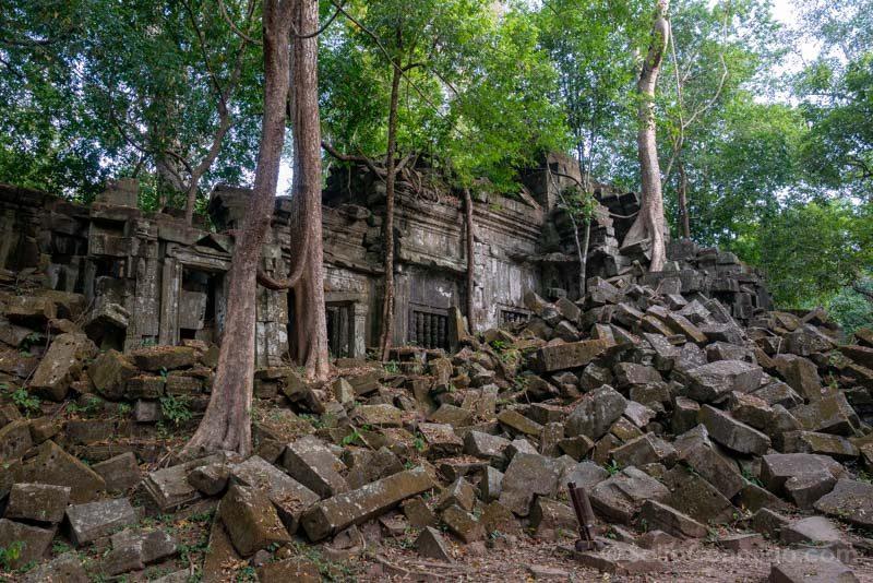 Que Ver En Camboya Beng Mealea