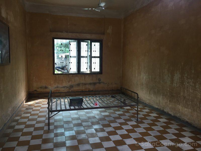 Que Visitar En Camboya Nom Pen Museo Tuol Sleng Genocidio S-21