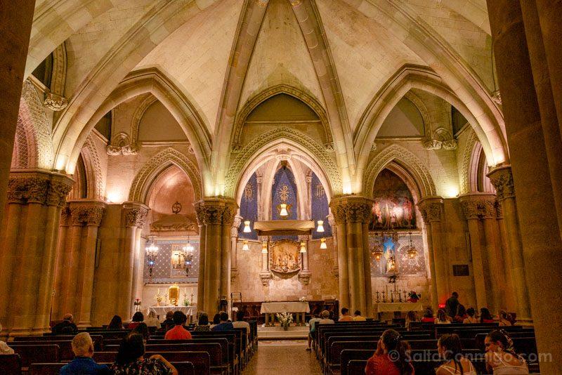 Sagrada Familia Barcelona Cripta
