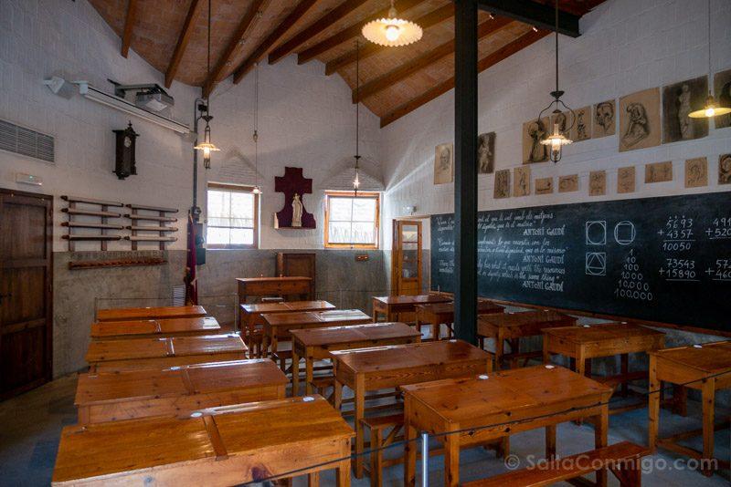 Sagrada Familia Barcelona Escuelas