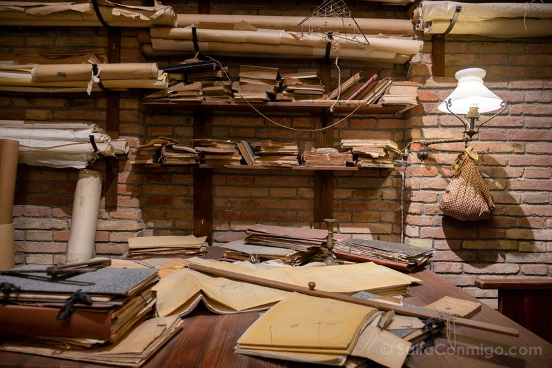 Sagrada Familia Barcelona Museo Reproduccion Taller