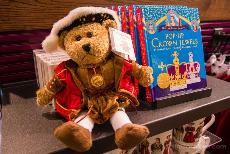 Torre De Londres Tienda Recuerdos Enrique VIII