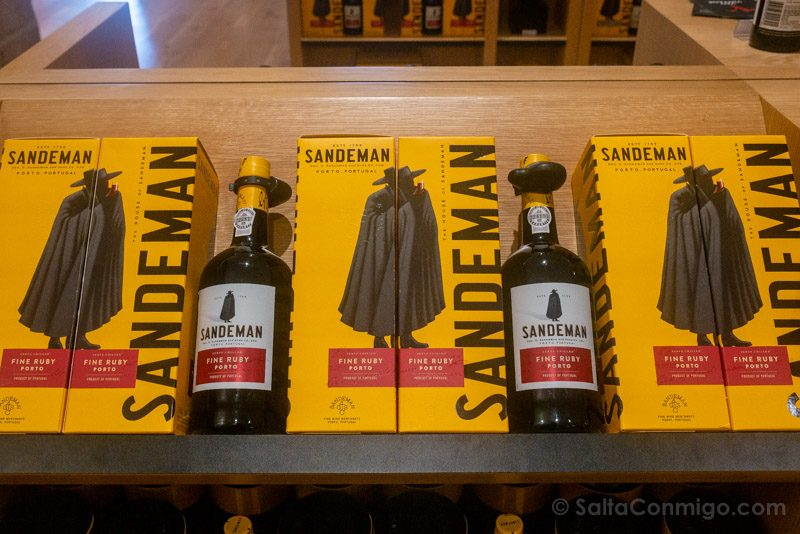 Bodegas Oporto Bodega Sandeman Tienda