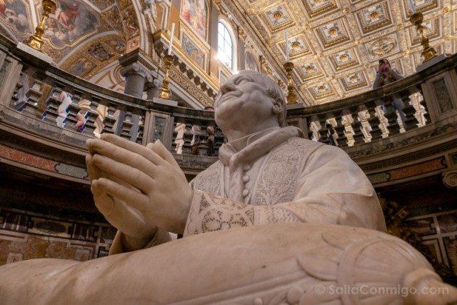 Iglesias de Roma Basilica Santa Maria Mayor Pio IX
