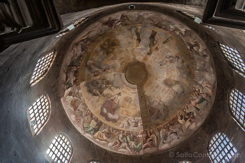 Iglesias de Roma Iglesia Santa Constanza Frescos