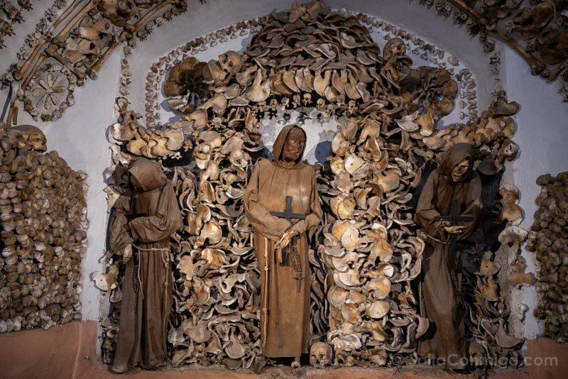 Iglesias de Roma Iglesia Santa Maria Concepcion Cripta