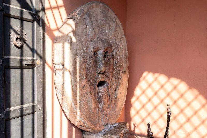 Iglesias de Roma Iglesia Santa Maria Cosmedin Bocca Verita