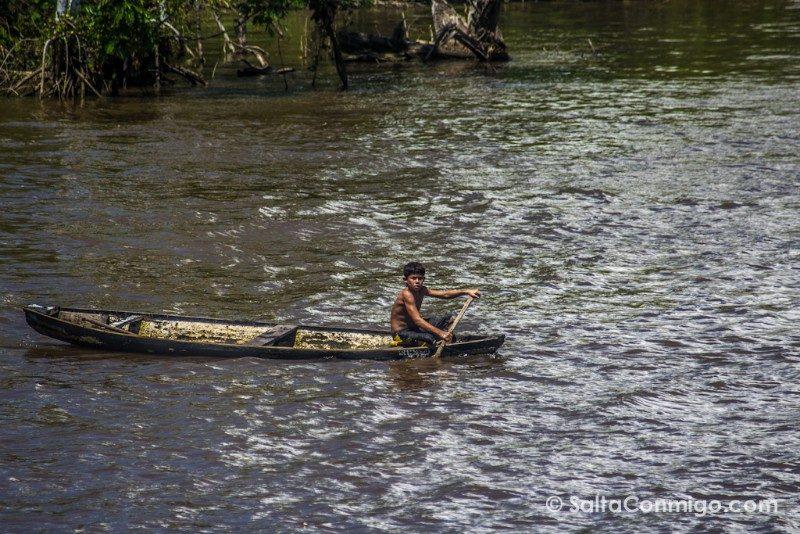 Top Destinos Amazonas Canoa