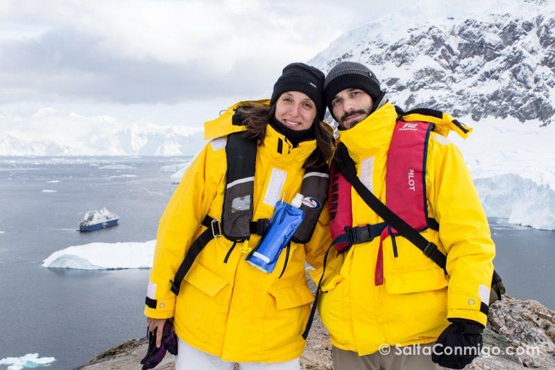 Top Destinos Antartida