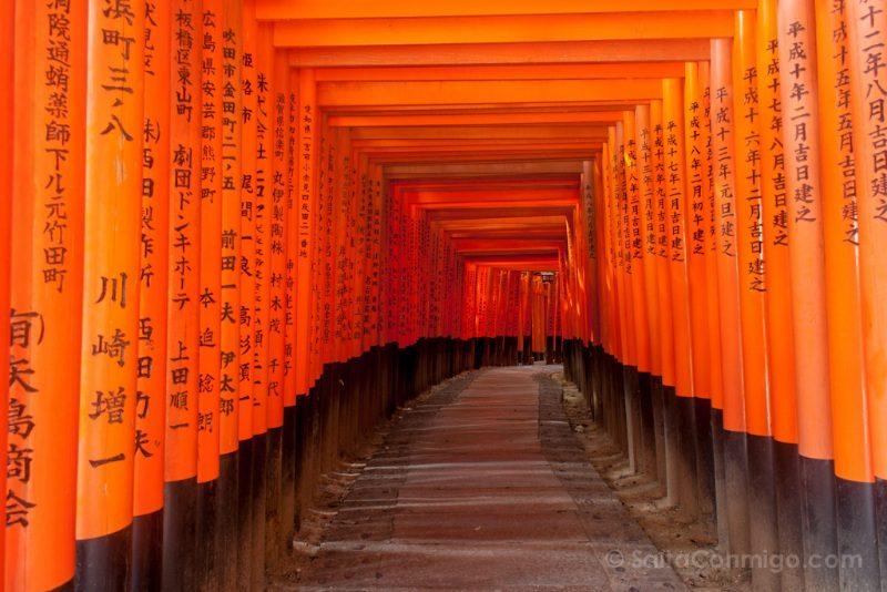 Top Destinos Japon Fushimi Inari Taisha