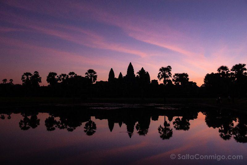 Angkor En 2 Dias Angkor Wat Amanecer