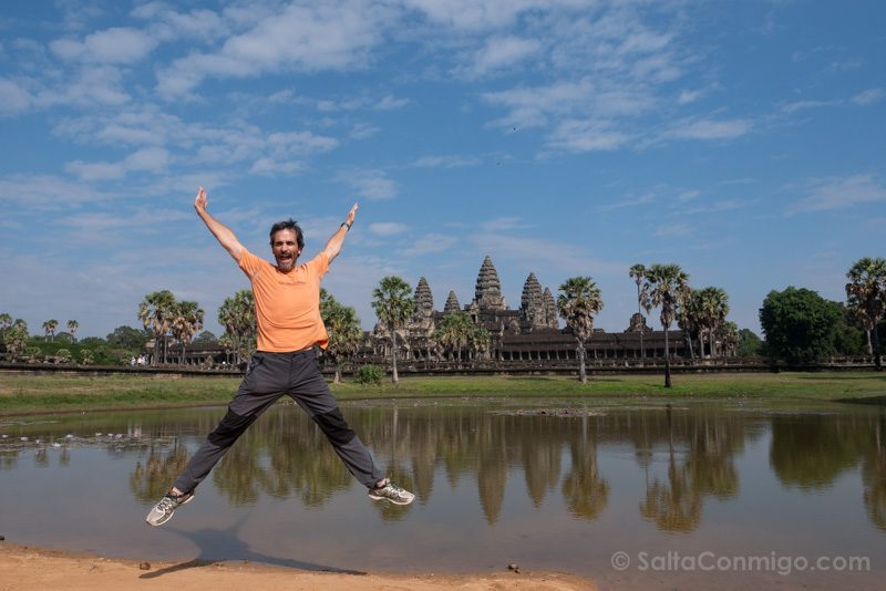 Angkor En 2 Dias Angkor Wat Salto