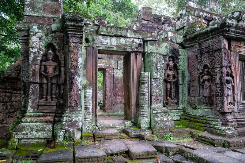 Angkor En 2 Dias Banteay Kdey