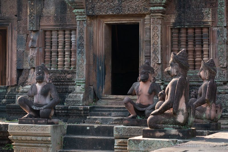 Angkor En 2 Dias Banteay Srei