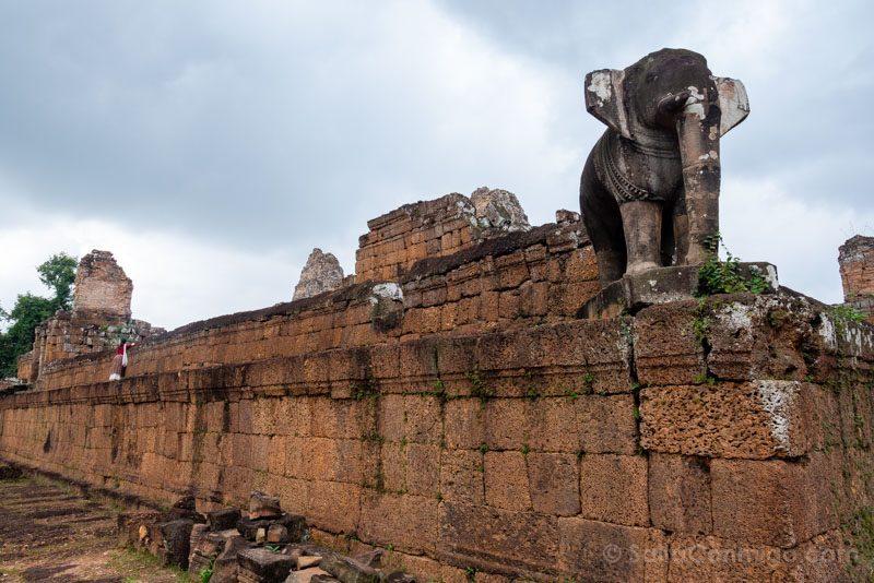 Angkor En 2 Dias Mebon Oriental Elefante
