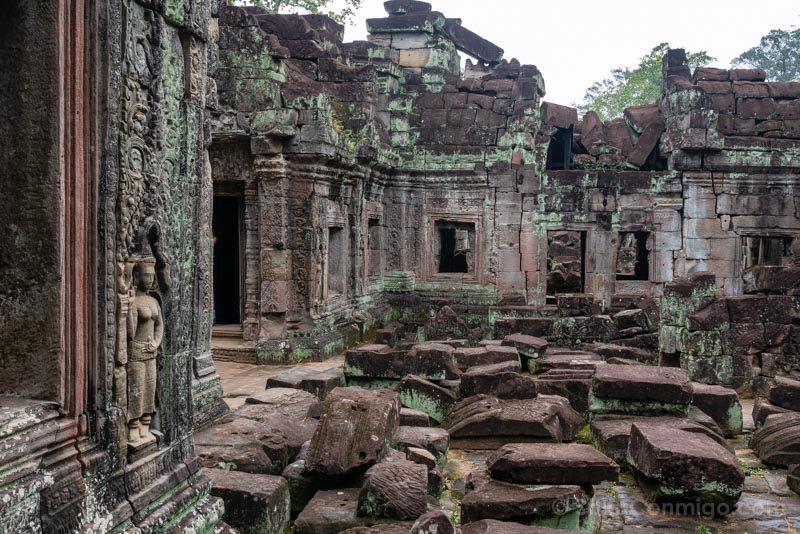 Angkor En 2 Dias Preah Khan