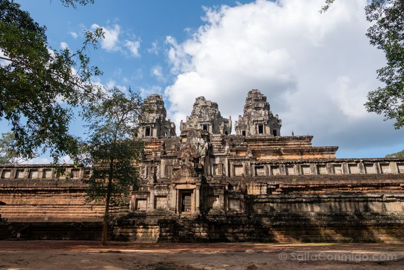 Angkor En 2 Dias Ta Keo