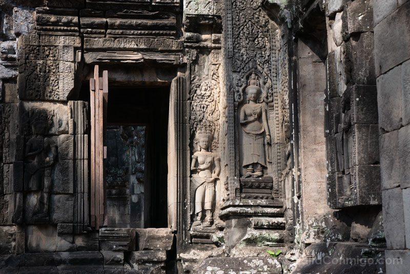 Angkor En 2 Dias Thommanon
