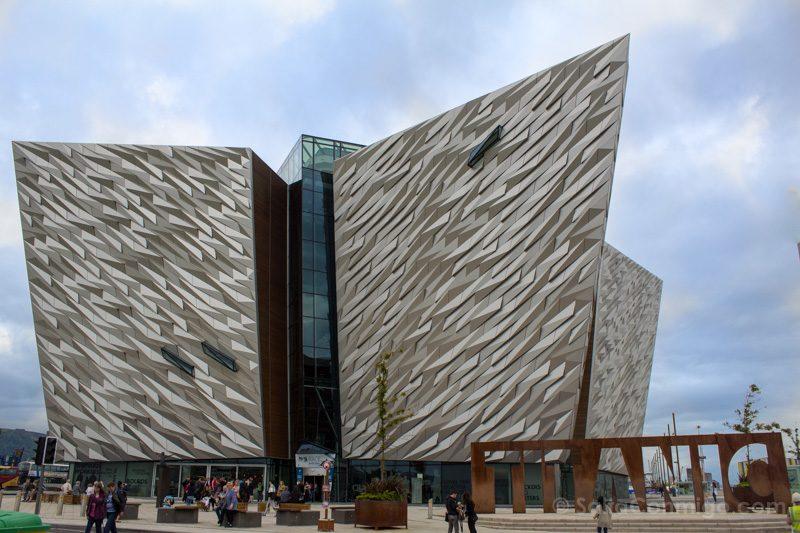 Arquitectura Contemporanea Eric Kuhne Titanic Belfast