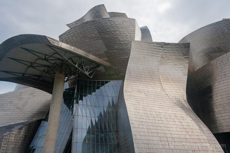 Arquitectura Contemporanea Frank Gehry Museo Guggenheim Bilbao