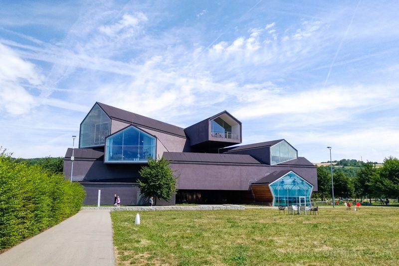 Arquitectura Contemporanea Herzog & De Meuron Vitra Campus