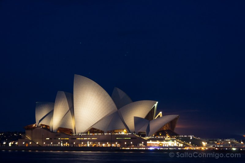 Arquitectura Contemporanea Jorn Utzon Sydney Opera House