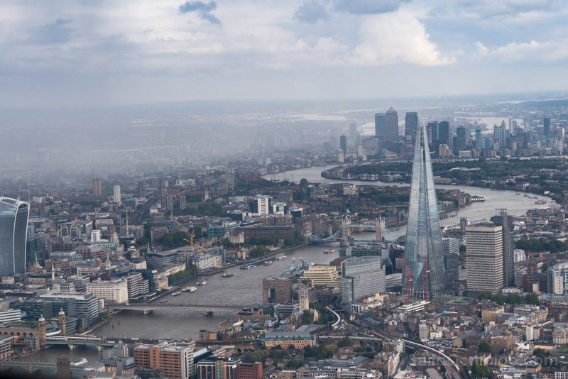 Arquitectura Contemporanea Renzo Piano The Shard Londres