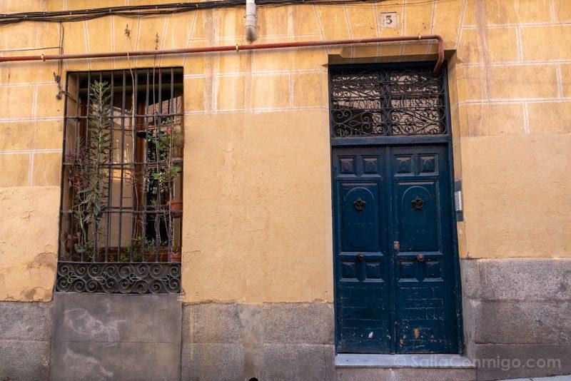 Barrio La Latina Capilla Cuadra San Isidro