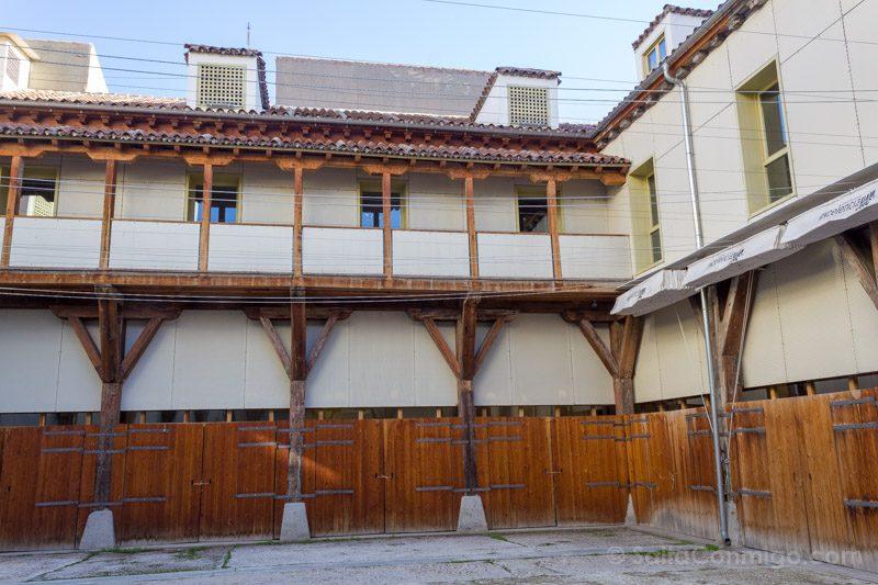 Barrio La Latina Centro Cultural La Corrala